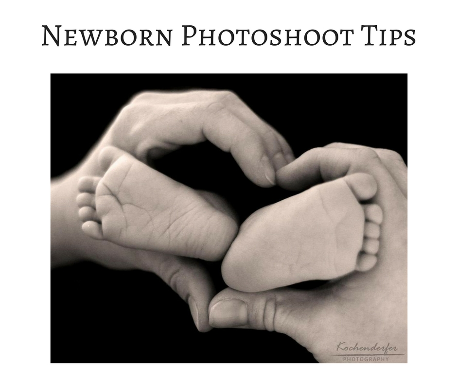 Newborn session tips